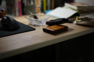 テーブルの上の万双クロコダイルセット