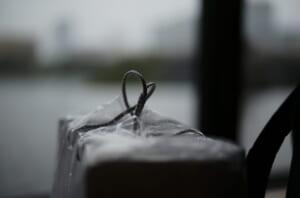 ライカで初めて撮影したショッピングバッグ