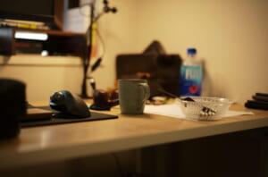 TCSIアトリエのカフェセット