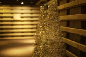 雅樂倶で撮ったクリスマスツリー