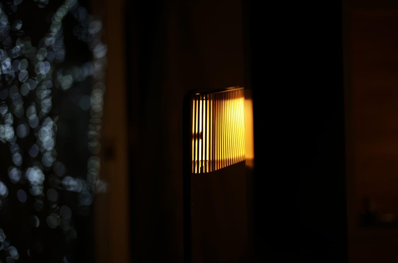 和風の間接照明