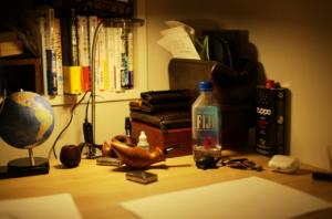 素敵な書斎
