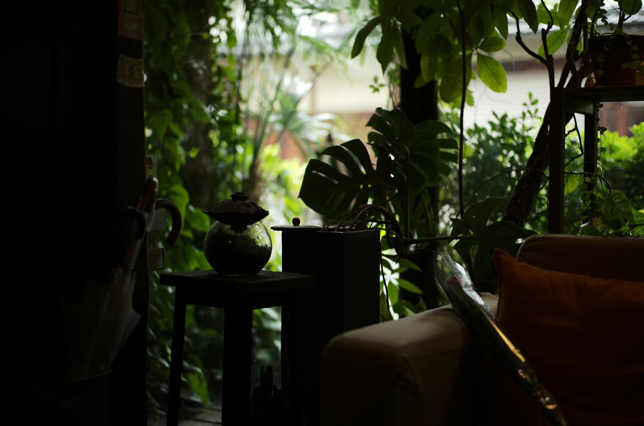 素敵なカフェの写真