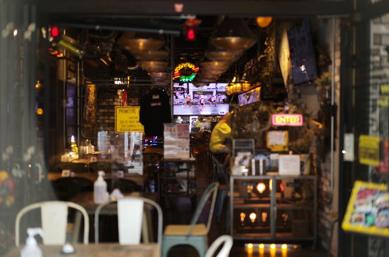 アメ村の素敵なカフェ