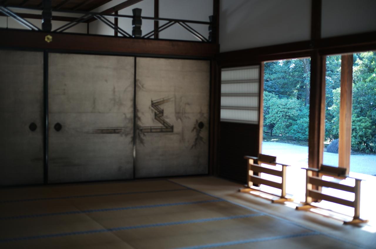 建仁寺の部屋