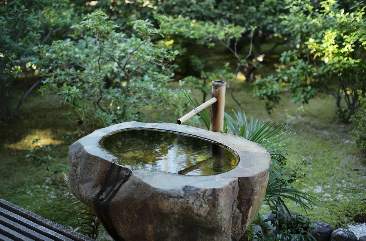建仁寺の手洗い