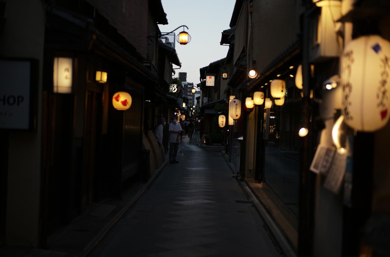 京都の通り道
